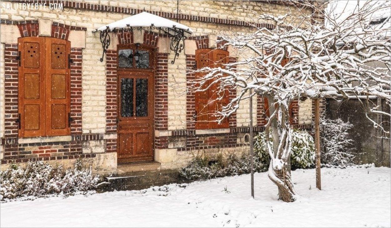 Une maison ouvrière de la rue Vanderbach