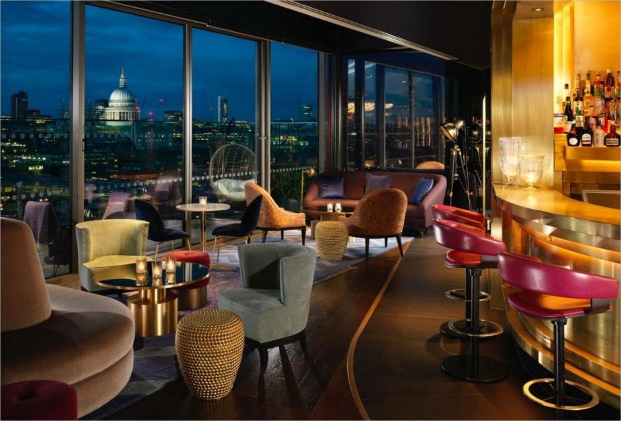 Le Rumpus Room à Londres - Niall Clutton