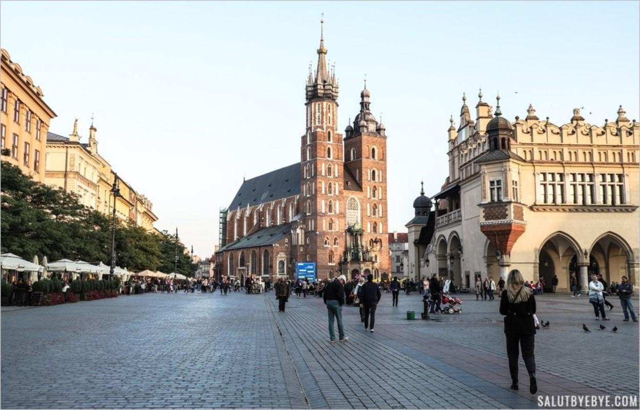 7 jours à Cracovie : la vieille ville