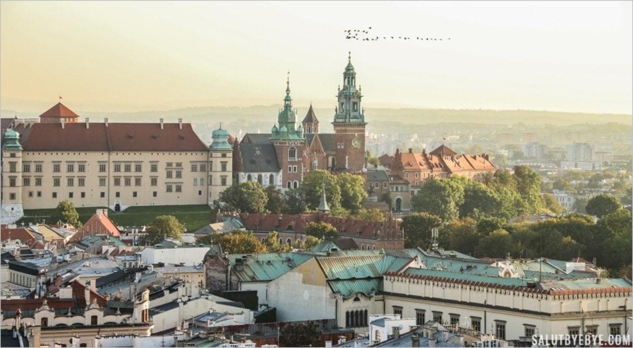 Itinéraire 7 jours à Cracovie en Pologne : mon expérience… et une vidéo