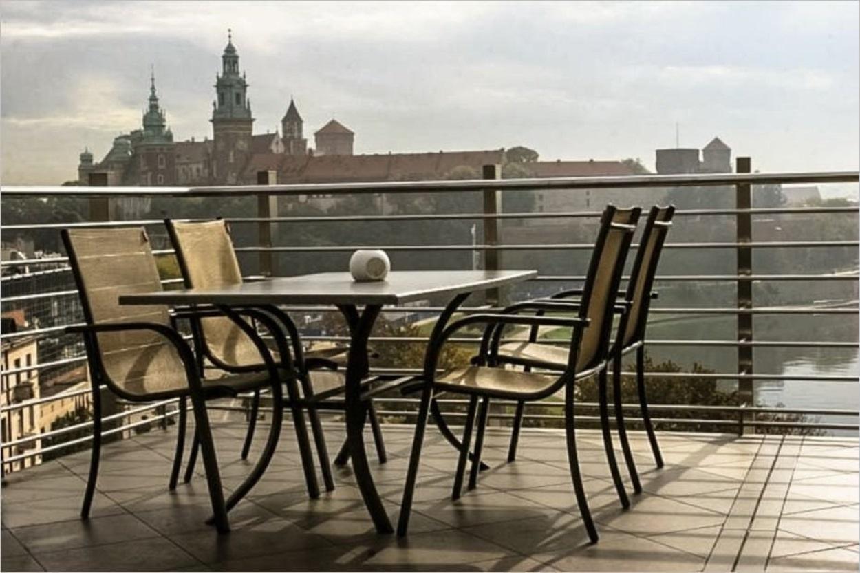 Cafe Oranzeria - Cracovie, Pologne