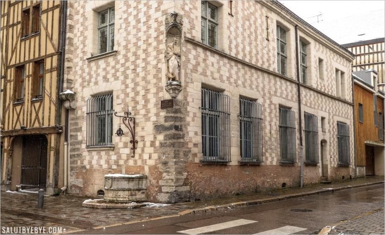 Hôtel du Moïse à Troyes
