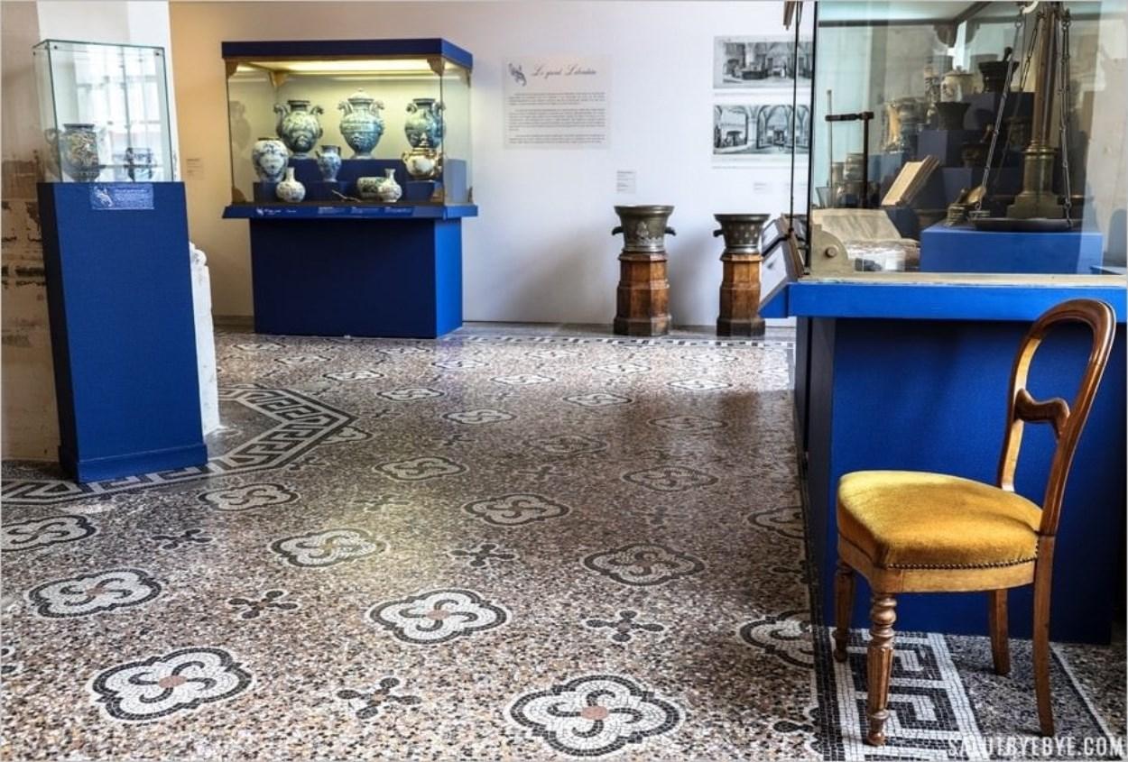 Laboratoire de l'Apothicairerie de Troyes