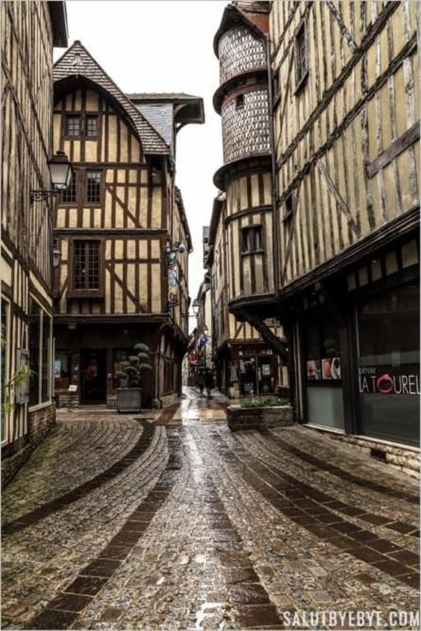 Maison du Boulanger à Troyes