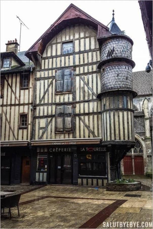 Maison de l'Orfèvre - Troyes