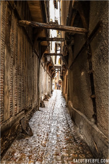 Ruelle des Chats - Troyes
