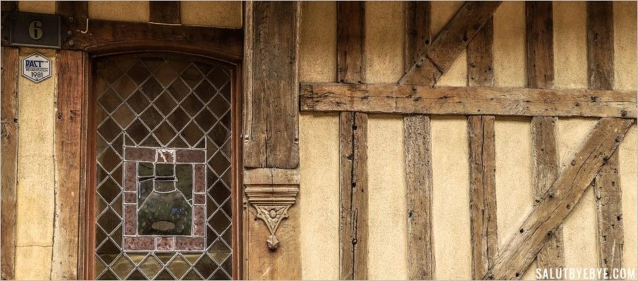 Troyes - La réhabilitation du Centre historique