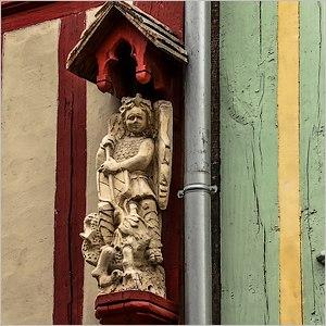 La ville de Troyes