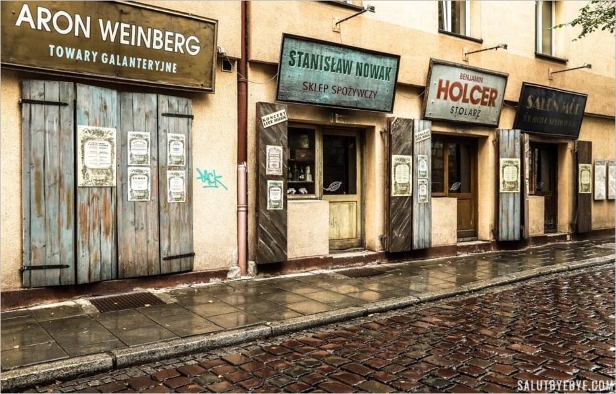 A la découverte de Podgorze et de Kazimierz, le quartier juif de Cracovie