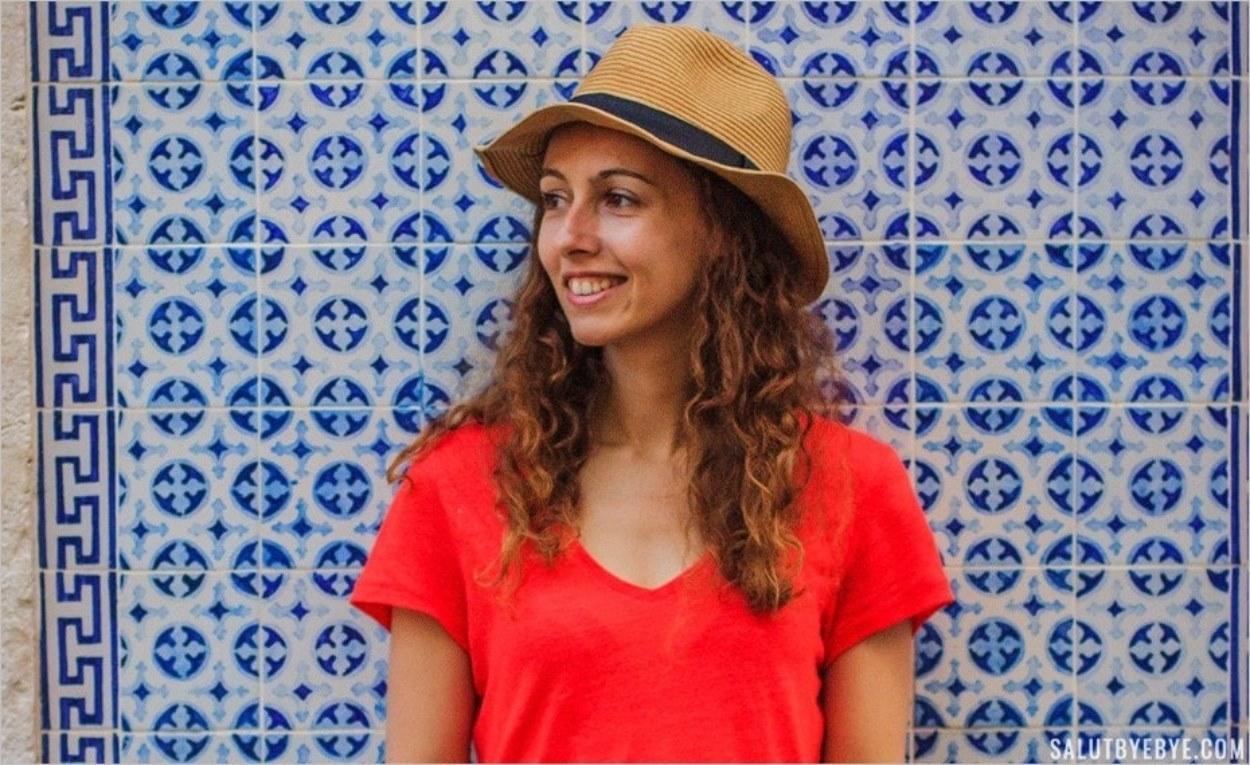 Marlène Viancin - Lisbonne
