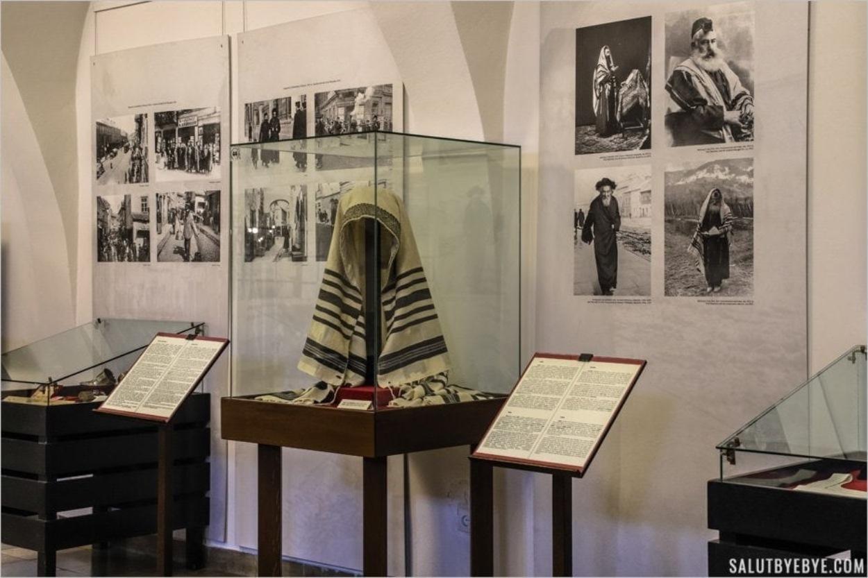 Le musée de la Vieille Synagogue