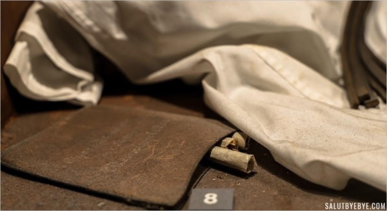 Etui à cigarettes - Usine Oskar Schindler