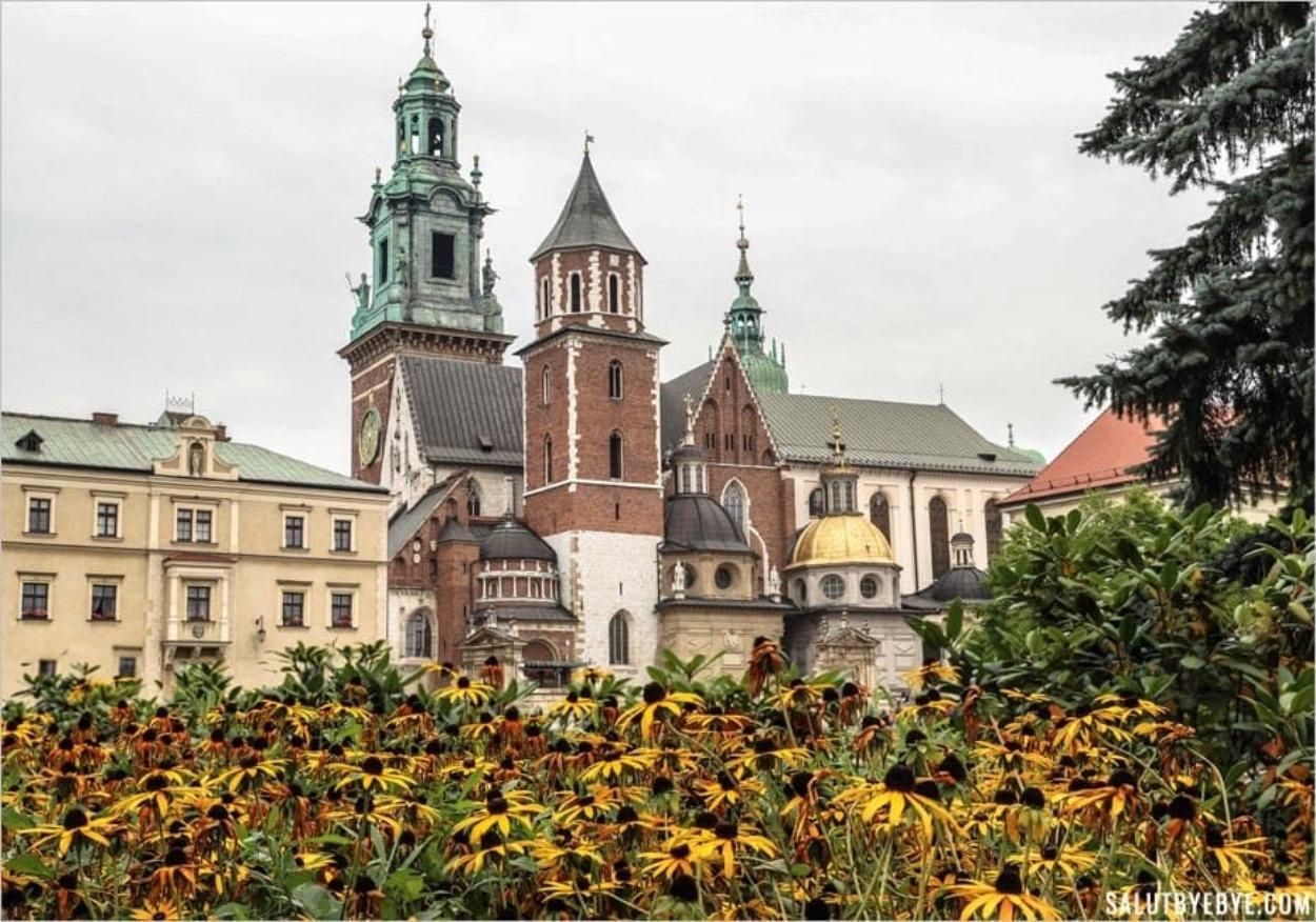 La cathédrale du Wawel
