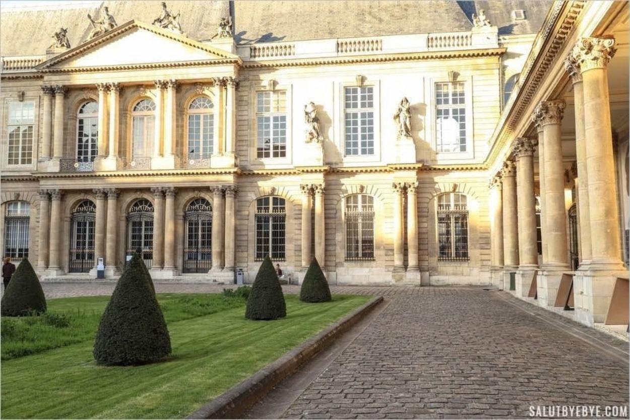 Hôtel de Soubise à Paris