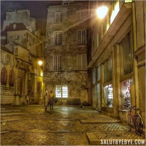 Quartier Saint Gervais à Paris