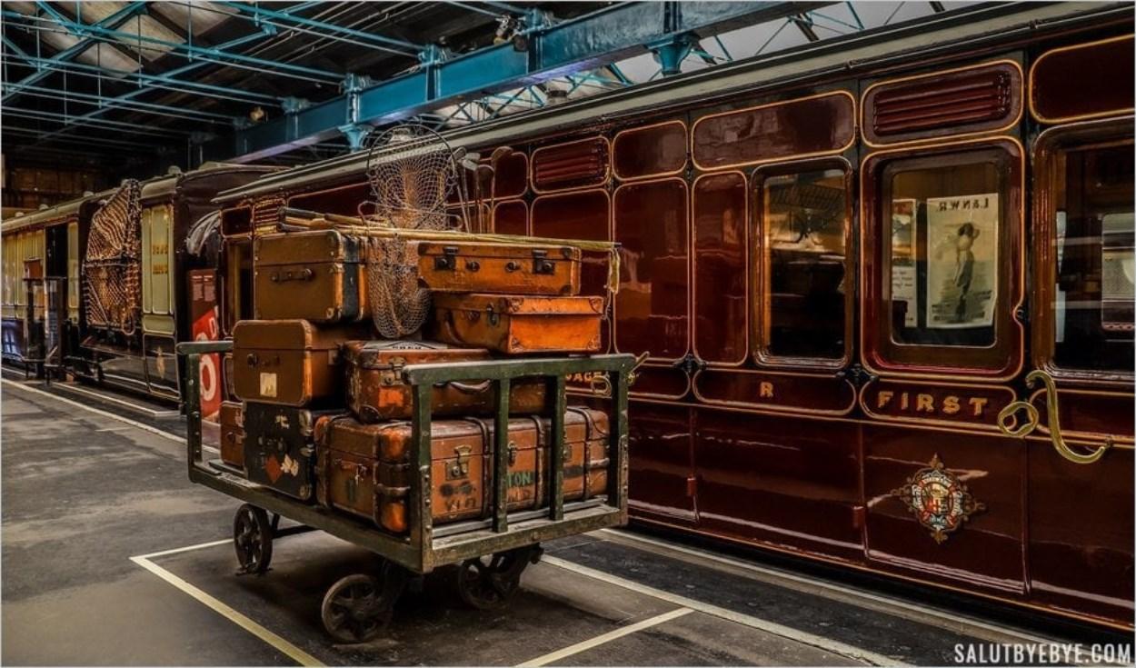 Le National Railway Museum, plongée dans le passé