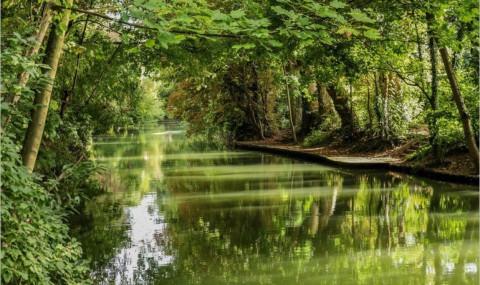 Le Chemin de Halage de Créteil et les îles de la Marne : paradis près de Paris