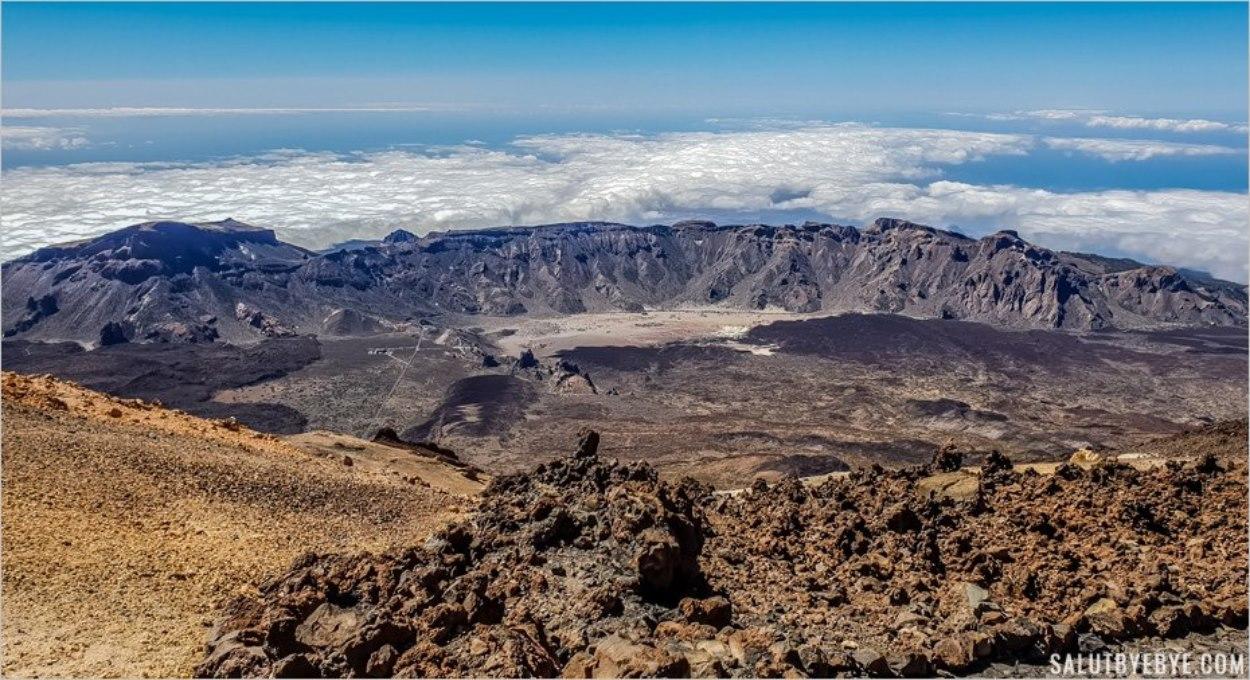 Parc national du Teide, Tenerife - Îles Canaries
