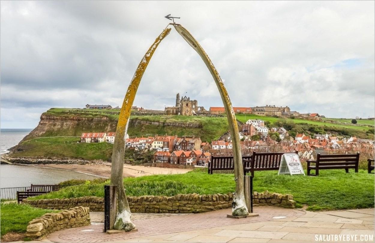 Escale à Whitby dans le Yorkshire, sur les traces de Dracula (brrrr)