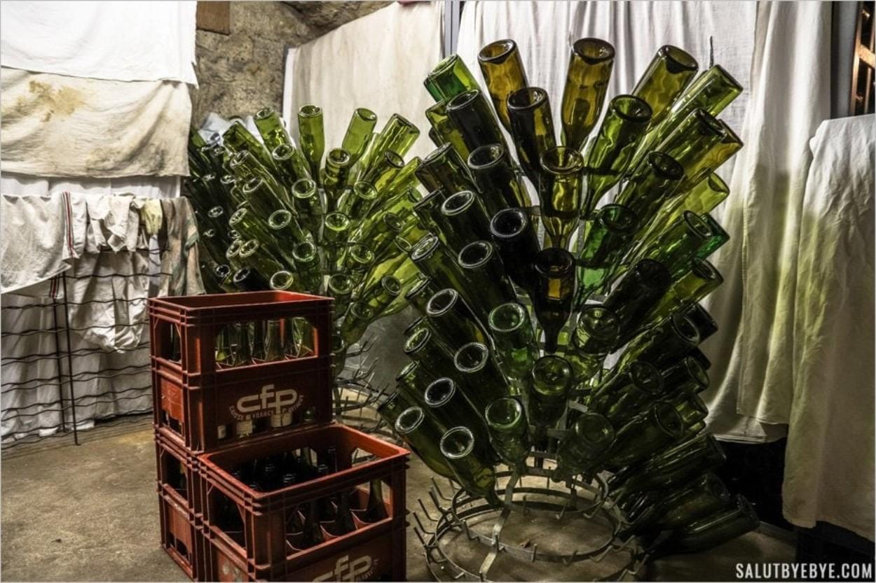 Mise en bouteille - Vin des Coteaux de Sucy