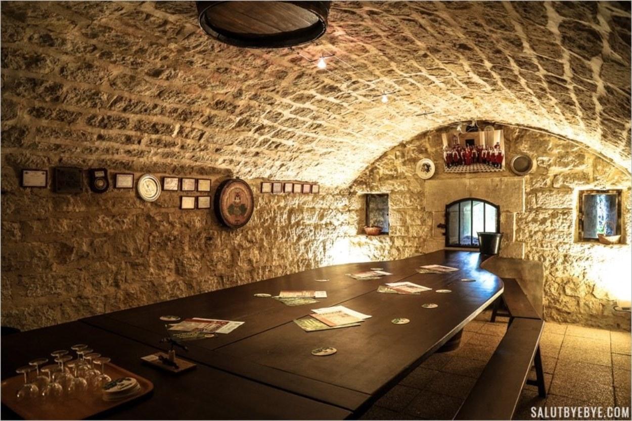 L'heure de la dégustation du Vin des Coteaux de Sucy