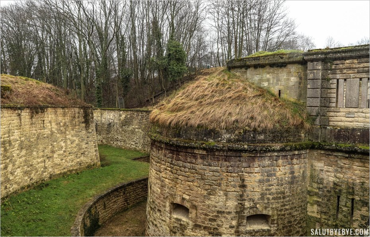 Le Fort de Sucy, une construction étonnante pour protéger Paris