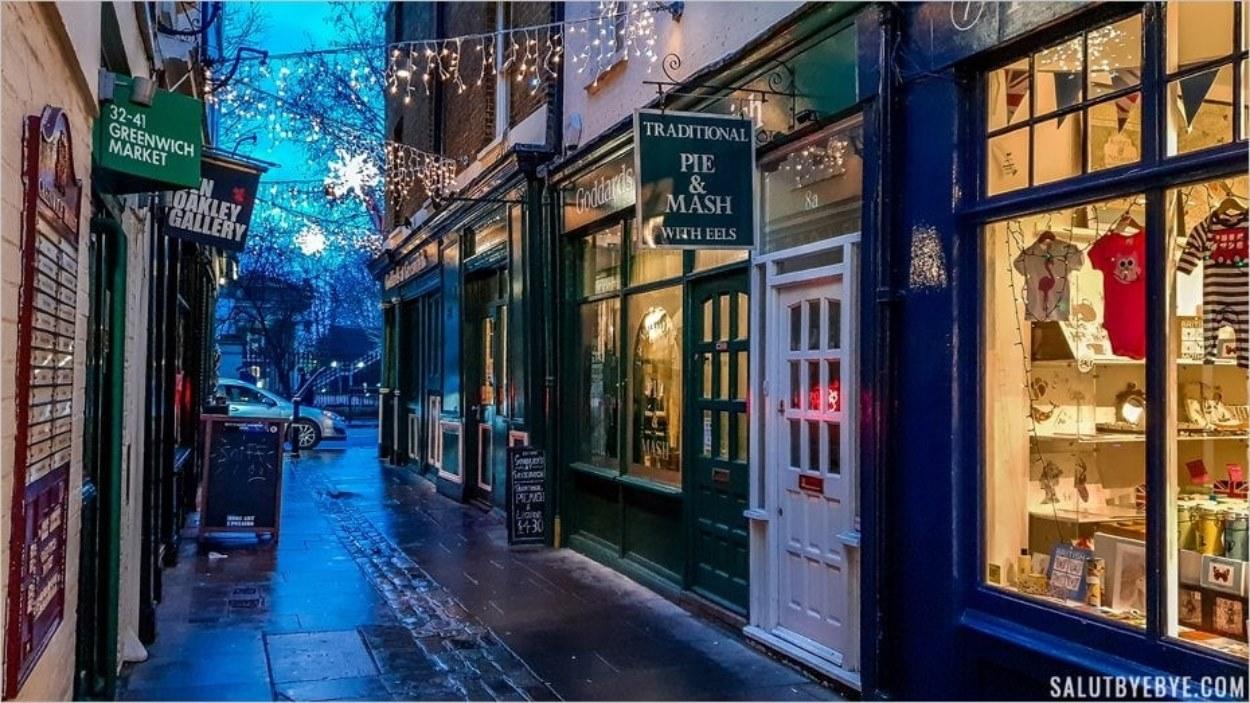 Greenwich Market à Londres