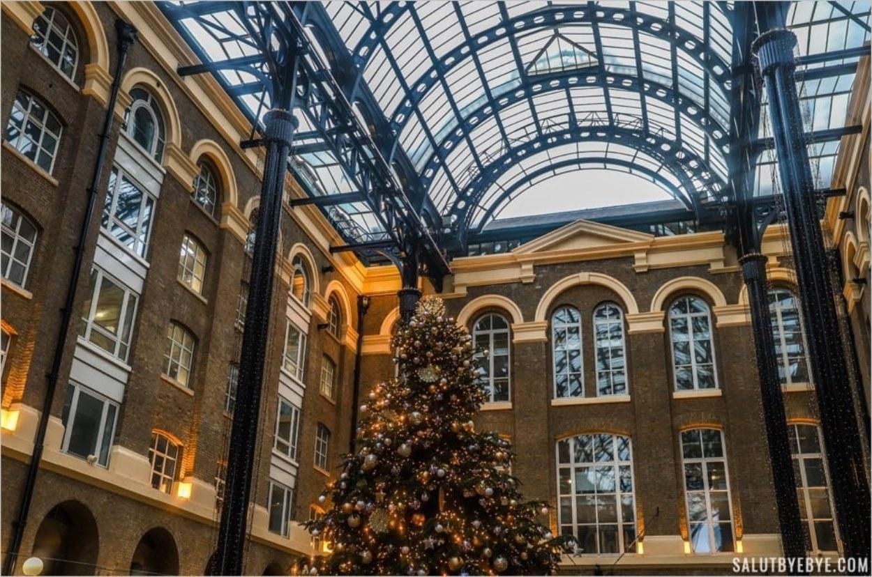 Hay's Galleria à Londres