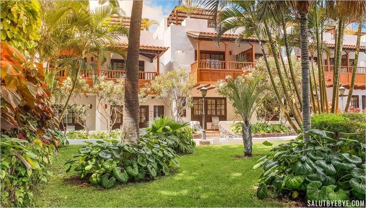 Hôtel Jardin Tecina, Playa de Santiago