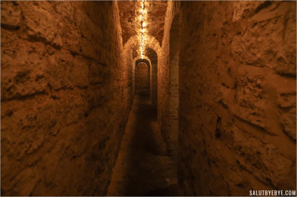 Les secrets du Fort