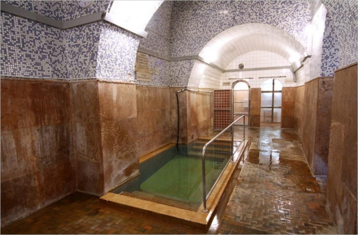 Les bains Kiraly, parmi les plus vieux de Budapest
