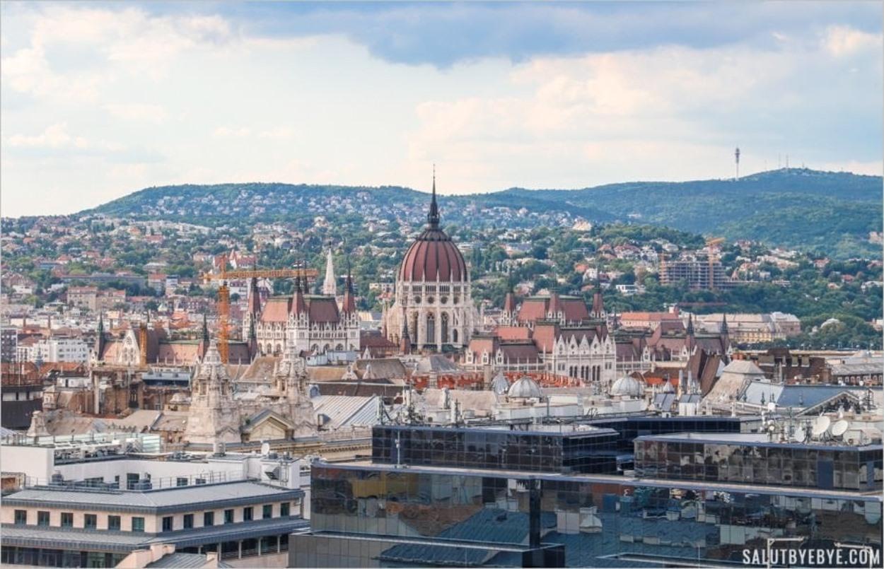 Basilique de Budapest : une sortie pas chère pour une jolie vue