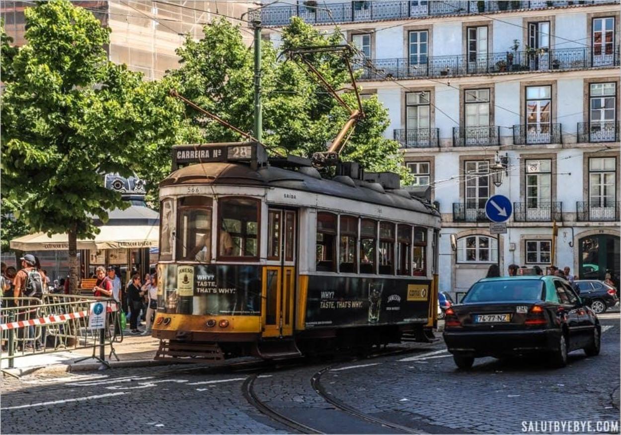Station Praça Luís de Camões