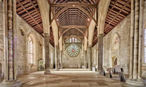 Le Great Hall de Winchester : entrez dans la légende de la Table Ronde !
