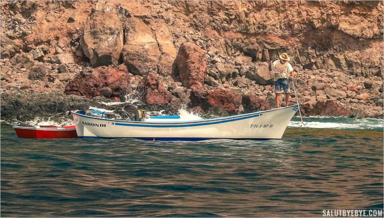 Valle Gran Rey, tournée vers l'Océan