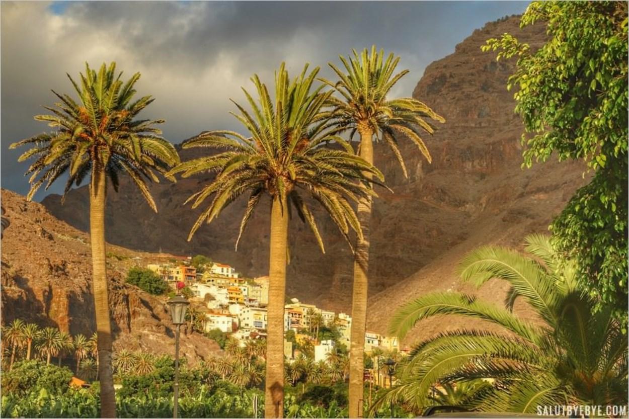 La Calera, Valle Gran Rey - Île de La Gomera