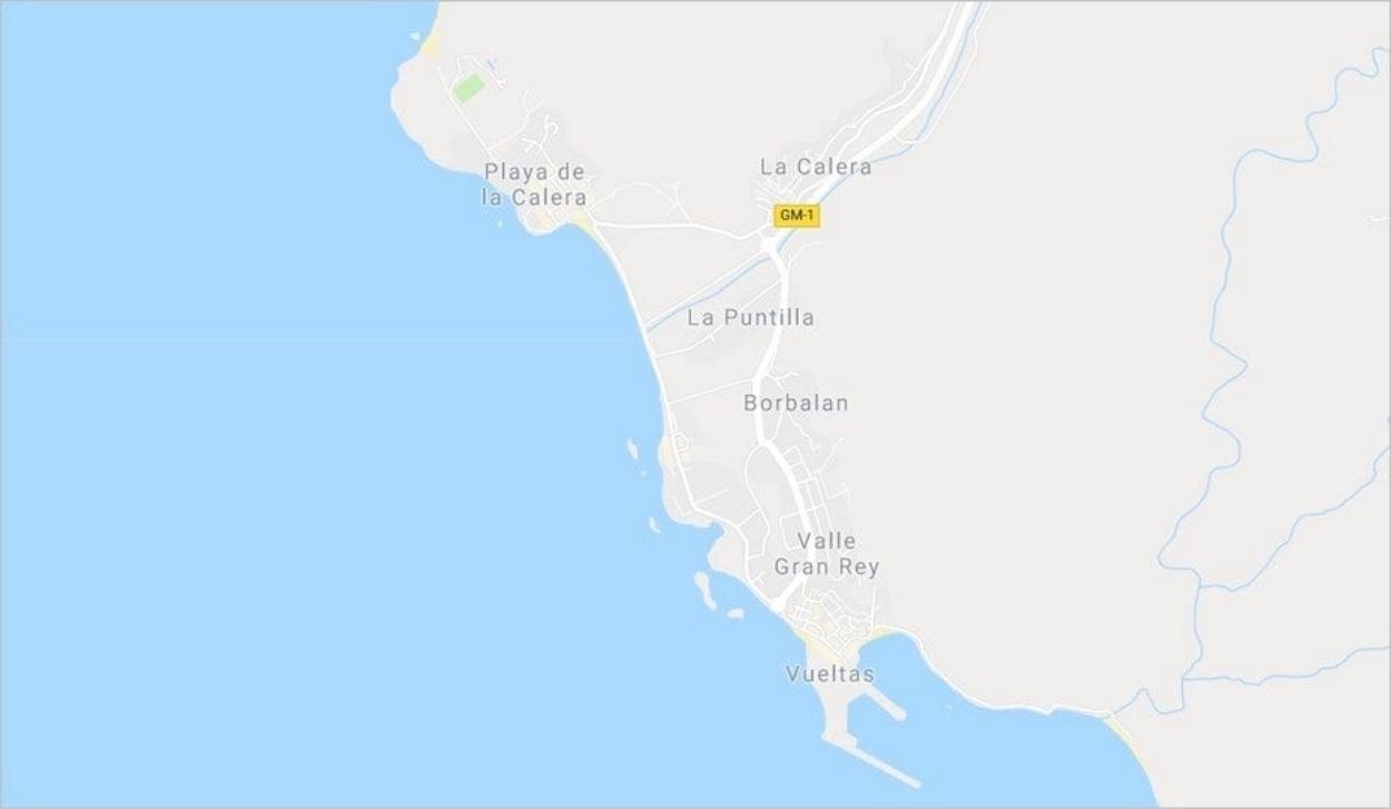 Quartiers de Valle Gran Rey