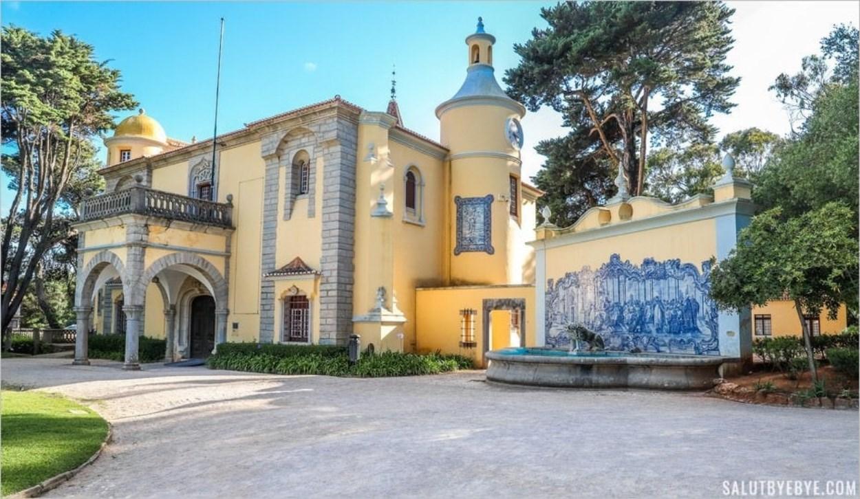 Musée Condes de Castro Guimarães à Cascais