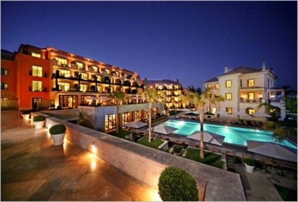 Hôtel Grande Real Villa Itália Hotel & Spa à Cascais