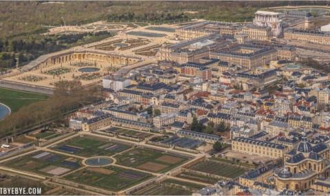 Vol en hélicoptère à Paris : une expérience à 2 incroyable, de la capitale à Versailles
