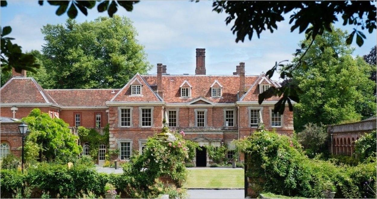 La Lainston House à Winchester