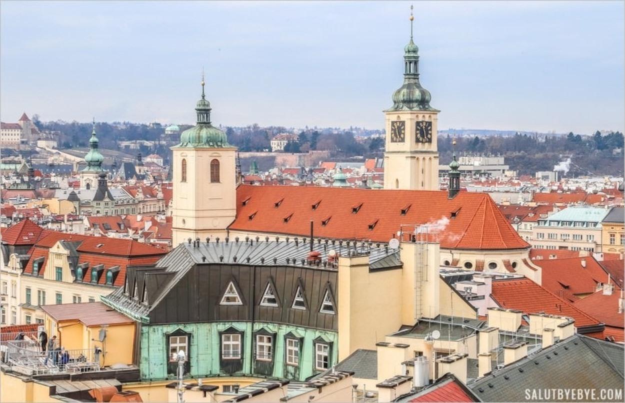 Basilique Saint-Jacques de Prague