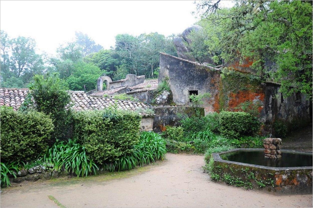 Le Convento dos Capuchos