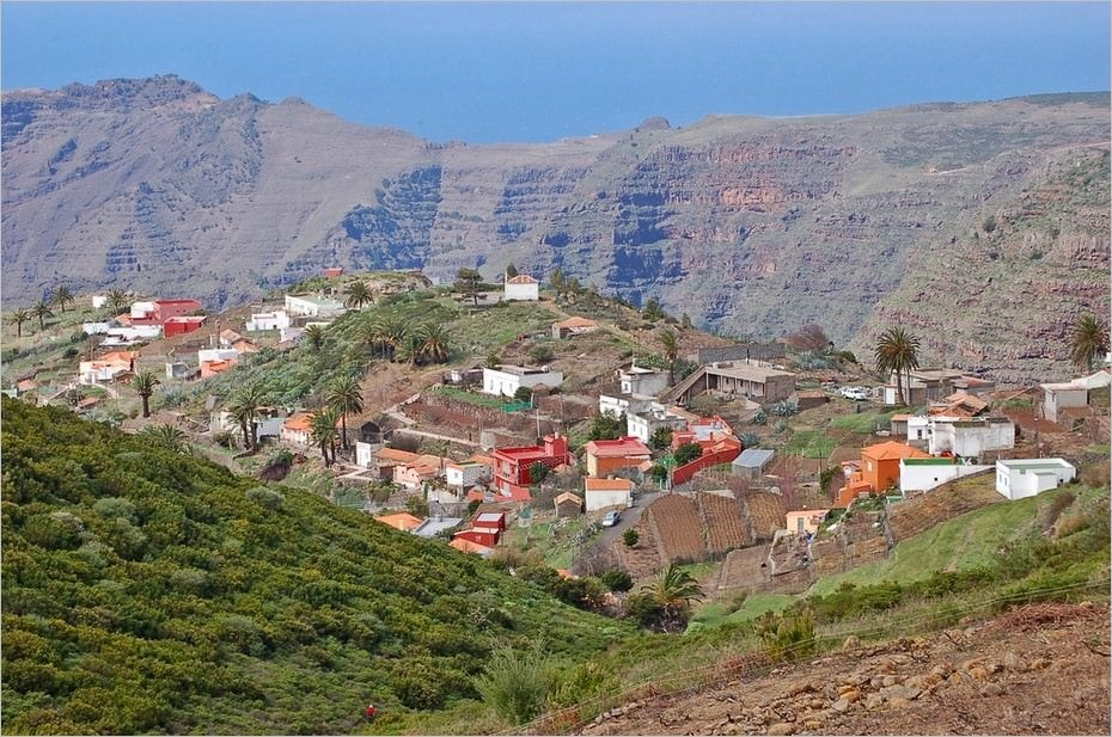 El Cercado, La Gomera