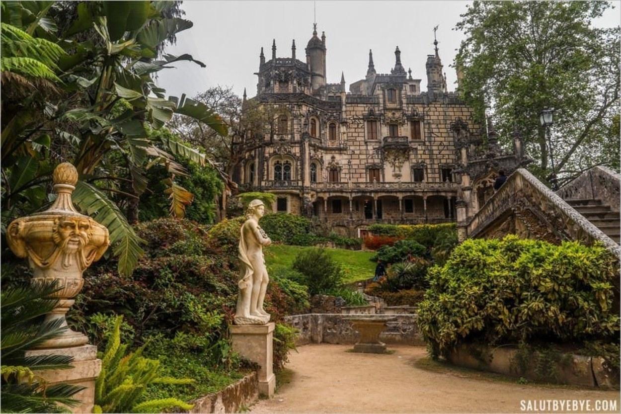 Quinta da Regaleira à Sintra