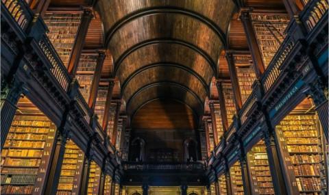Visite de l'université de Trinity College et du Livre de Kells à Dublin