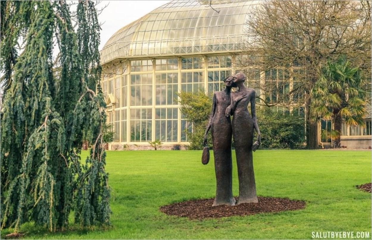 National Botanic Gardens à Dublin