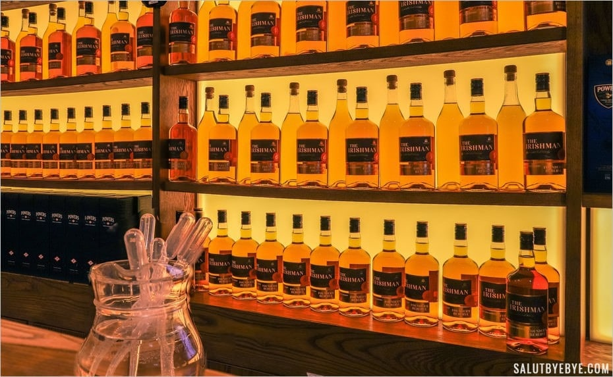 Musée du whisky irlandais