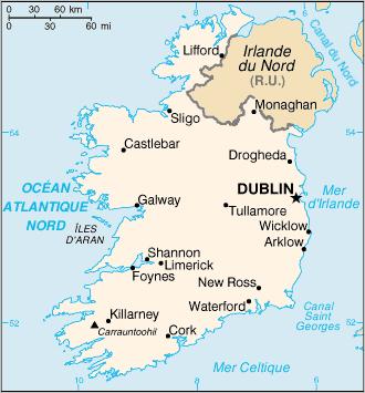 Plan d'Irlande