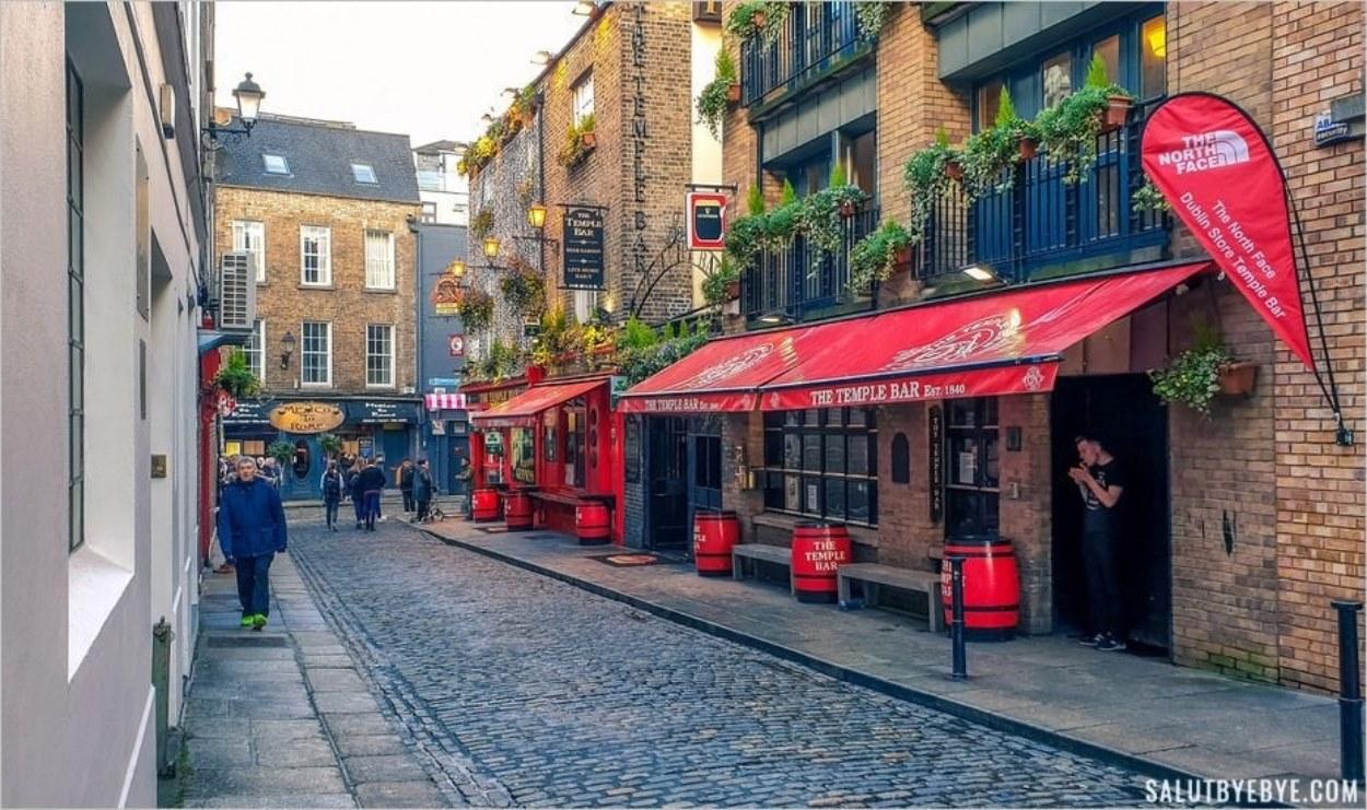 Itinéraire en Irlande : premier voyage à Dublin sur 4, 7 ou 10 jours !
